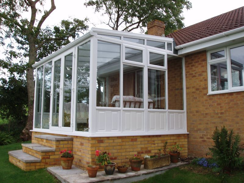 Conservatory For Bungalow furthermore Timber Doors besides Watch additionally The Cabin Project as well Shed Colours. on lean to roof